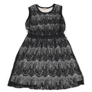 Gibson & Latimer Lace Midi Dress